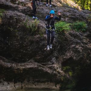 Kanyoning túra – 1 nap / 1 Fő